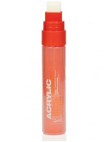 Shock Orange Dark - 15mm Acrylic Paint Marker