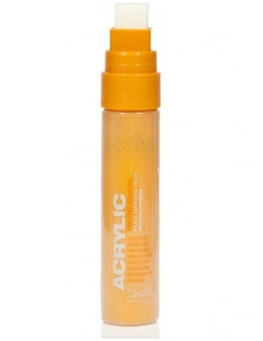 Shock Orange Light - 15mm Acrylic Paint Marker