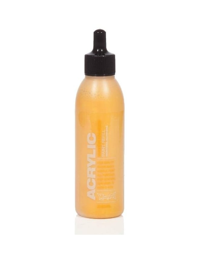 Montana Gold Shock Orange Light - 25ml Paint Refill
