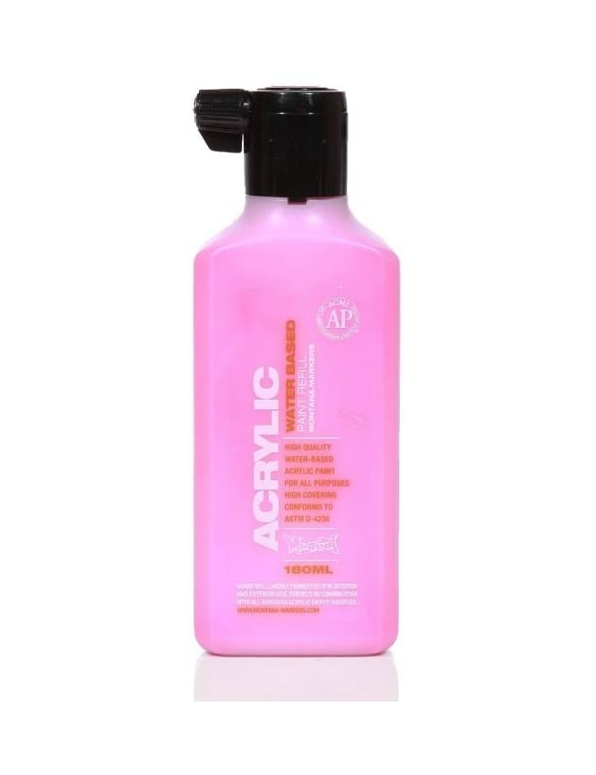 Montana Gold Shock Pink - - 180ml Paint Refill