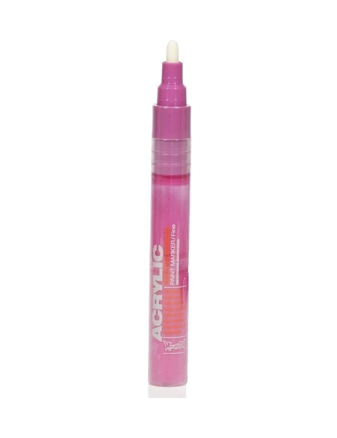 Montana Gold Shock Pink - 2mm Acrylic Paint Marker