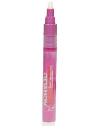 Shock Pink - 2mm Acrylic Paint Marker