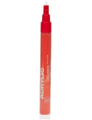 Montana Gold Shock Red - 0.7mm Acrylic Paint Marker