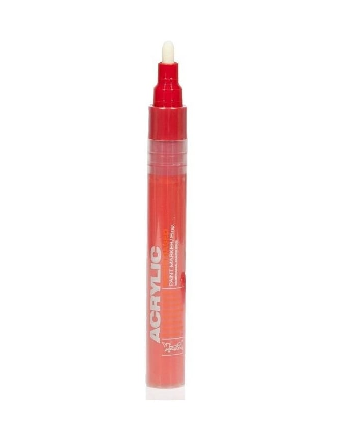 Montana Gold Shock Red - 2mm Acrylic Paint Marker