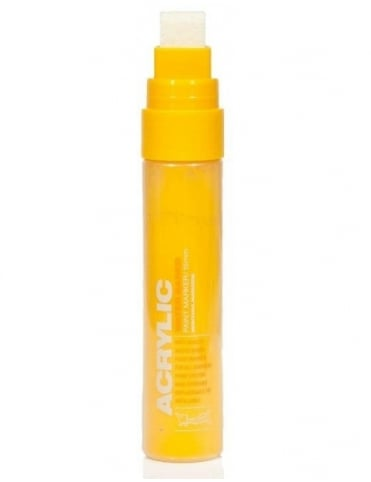 Montana Gold Shock Yellow - 15mm Acrylic Paint Marker