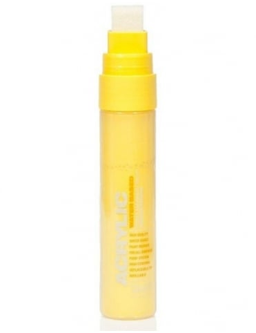 Montana Gold Shock Yellow Light - 15mm Acrylic Paint Marker