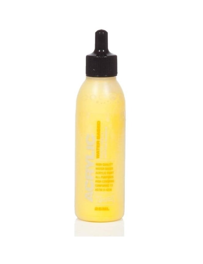 Montana Gold Shock Yellow Light - 25ml Paint Refill