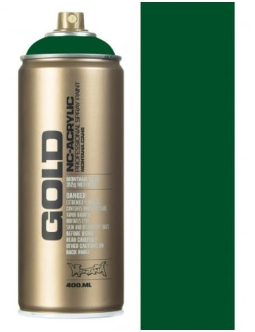 Smaragd Green Spray Paint - 400ml