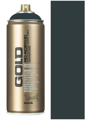 Montana Gold Stealth Spray Paint - 400ml