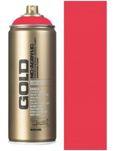 Montana Gold Strawberry Spray Paint - 400ml