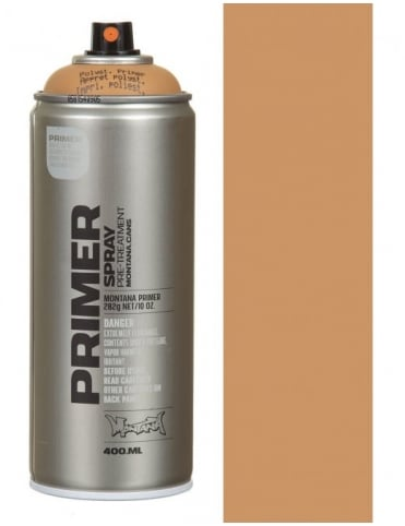 Montana Gold Styrofoam Primer Spray Paint - 400ml