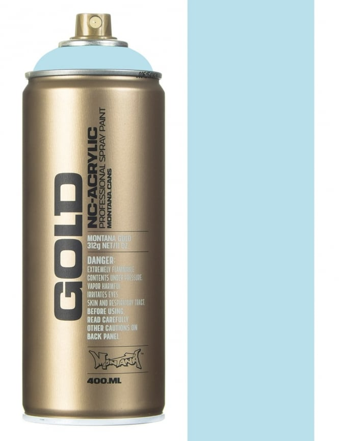 Montana Gold Summit Spray Paint - 400ml