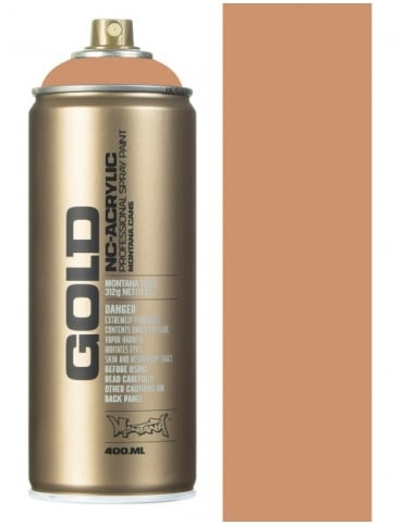 Montana Gold Toffee Spray Paint - 400ml
