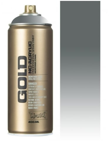 Montana Gold Transparent Gravel Spray Paint - 400ml