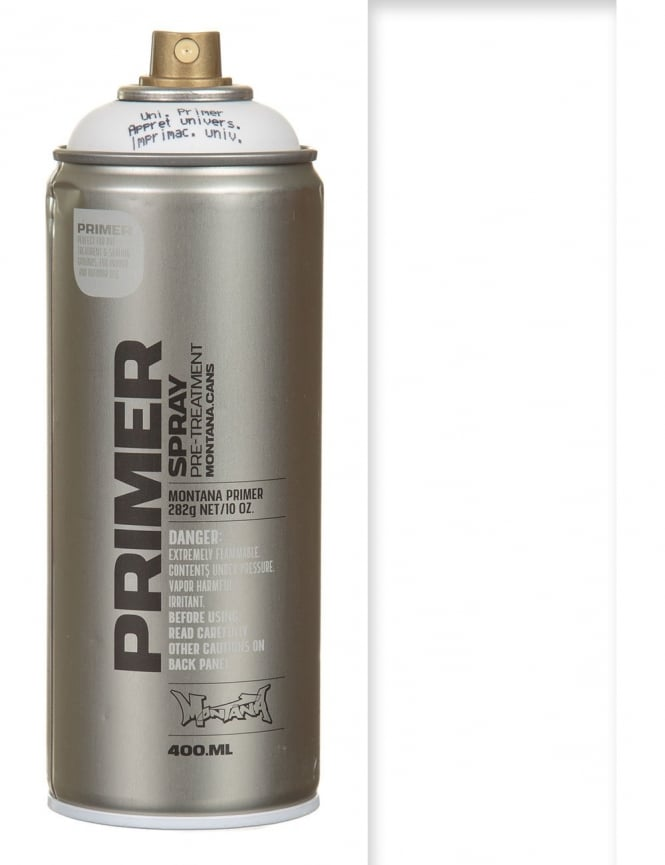Montana Gold Universal Primer Spray Paint - 400ml