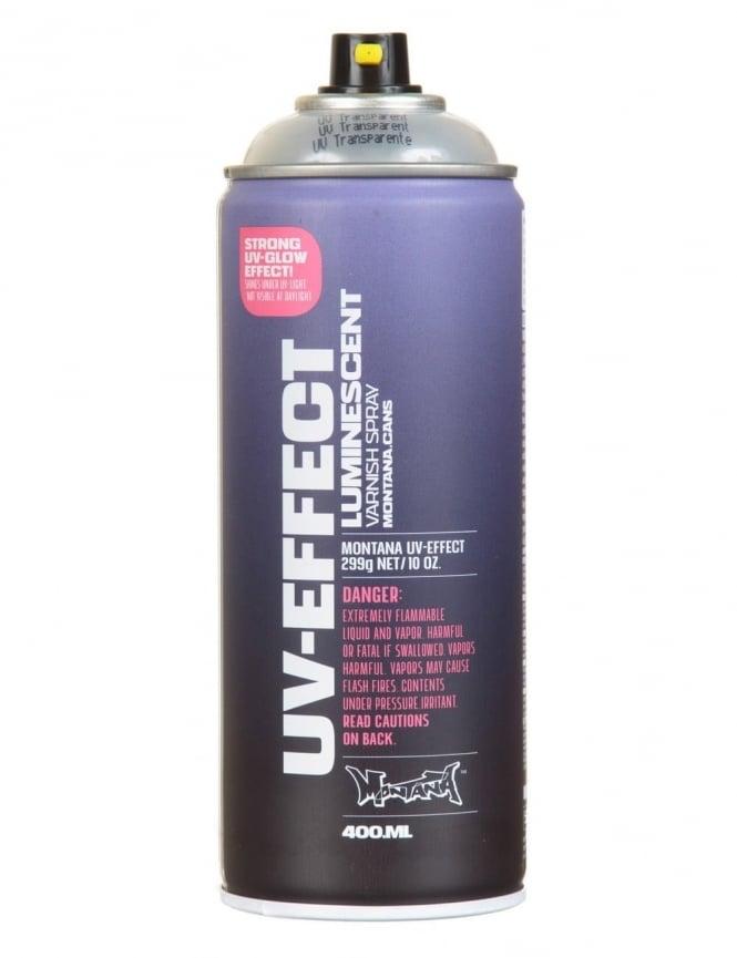 Montana Gold UV-Effect Transparent Spray Paint - 400ml