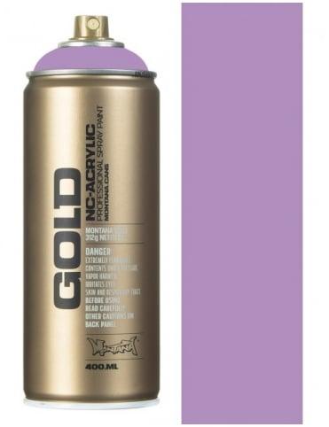 Montana Gold Viola  Spray Paint - 400ml