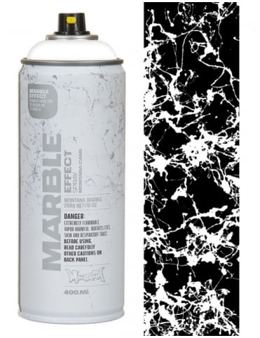 White Marble Effect Spray Paint - 400ml