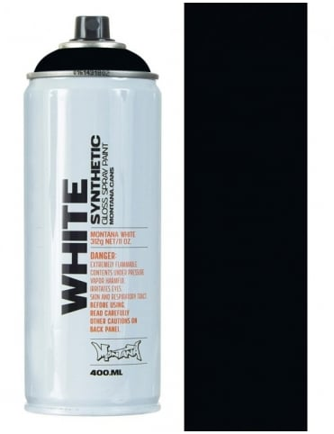 Black Spray Paint - 400ml
