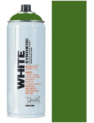 Montana White Cactus Spray Paint - 400ml