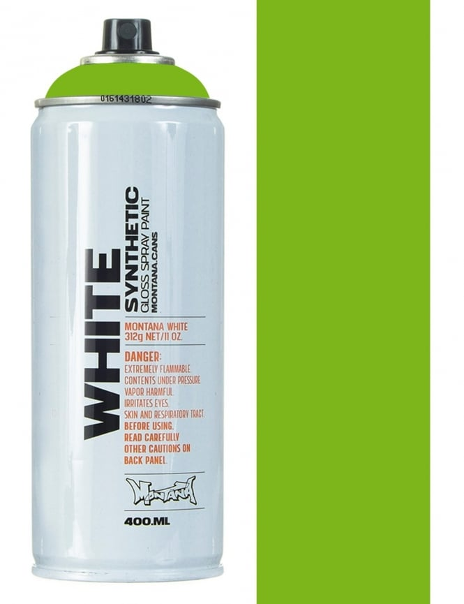Montana White Caipirinha Spray Paint - 400ml