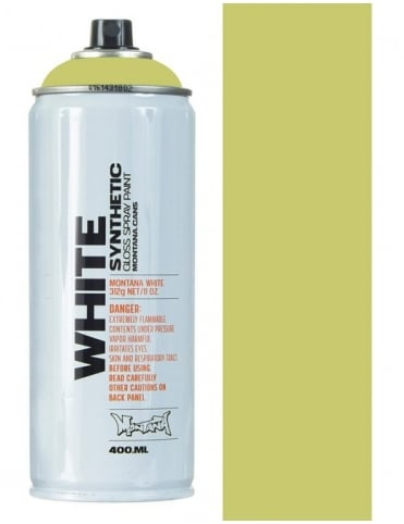Montana White Desert Spray Paint - 400ml