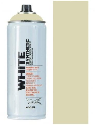 Montana White Ice Bear Spray Paint - 400ml