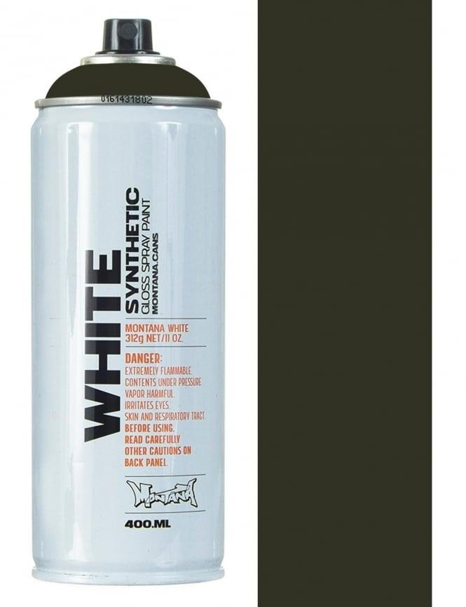 Montana White King Kong Spray Paint - 400ml
