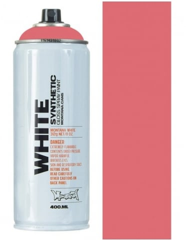 Montana White Lotus Spray Paint - 400ml