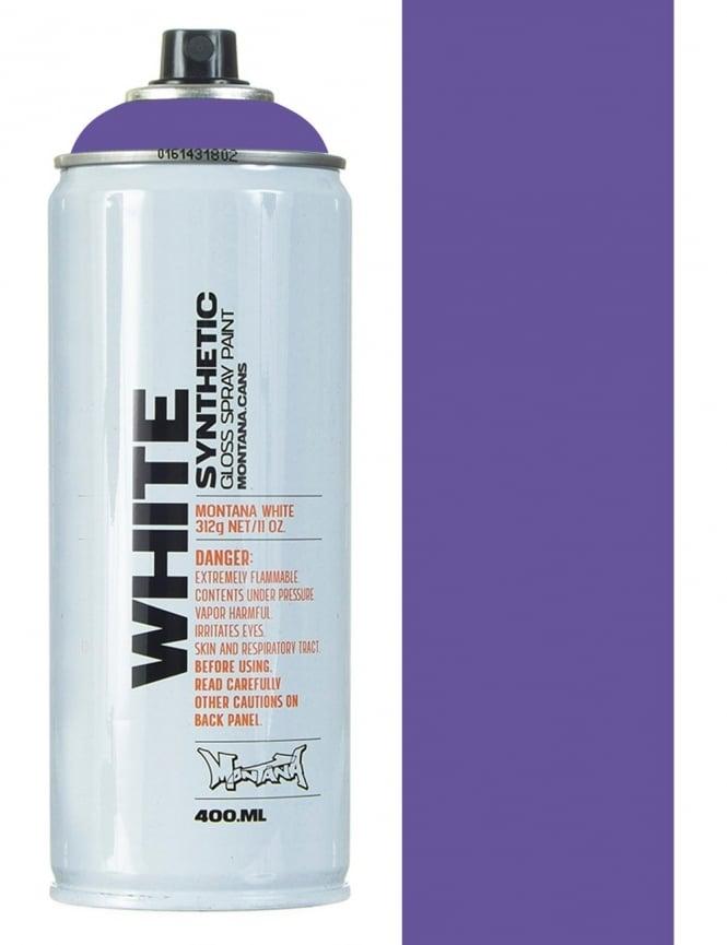 Montana White Lounge Spray Paint - 400ml