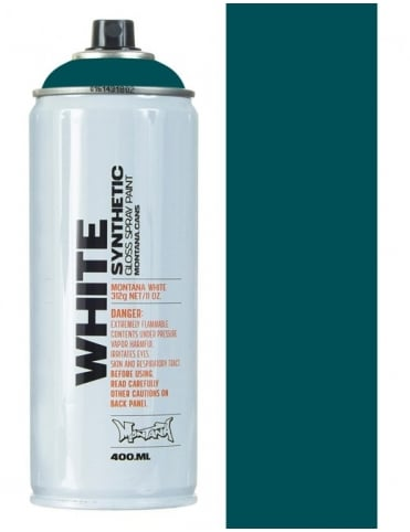 Montana White New Wave Spray Paint - 400ml