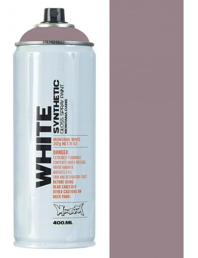 Montana White Oldie Spray Paint - 400ml