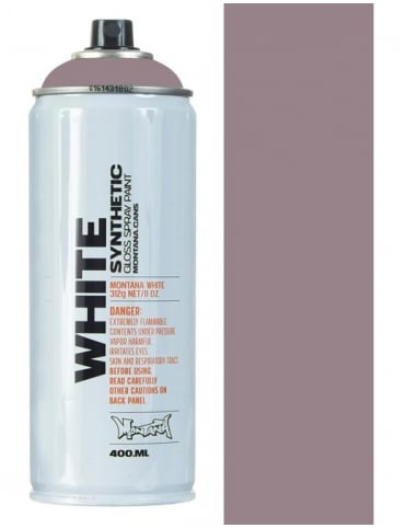 Montana White Oldie Spray Paint - 400ml