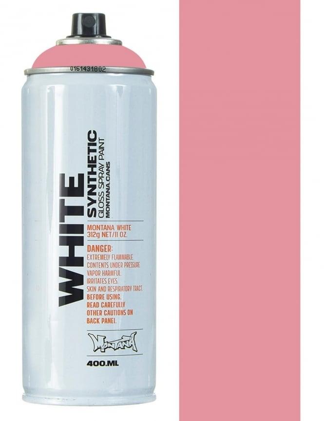 Montana White Pig Spray Paint- 400ml