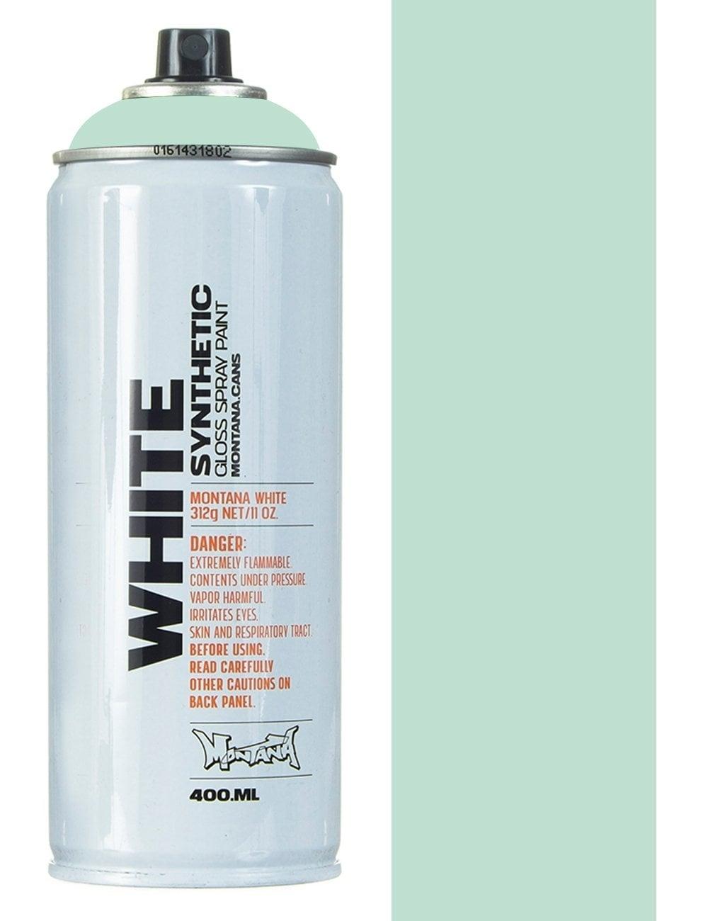Montana White Sea Breeze Spray Paint 400ml Spray Paint
