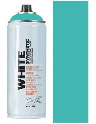 Montana White Soap Spray Paint - 400ml