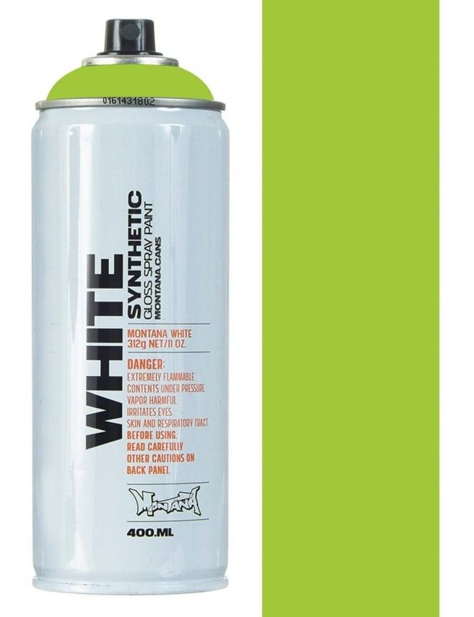 Montana White Viper Spray Paint - 400ml