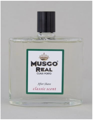 Musgo Real After Shave (100ml) - Classic Scent