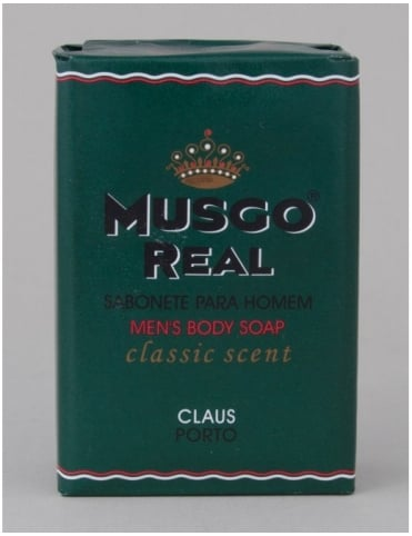 Musgo Real Body Soap - Classic Scent