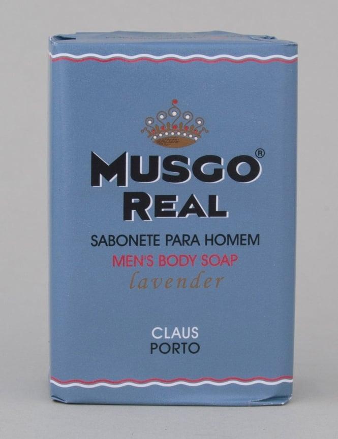 Musgo Real Body Soap - Lavender