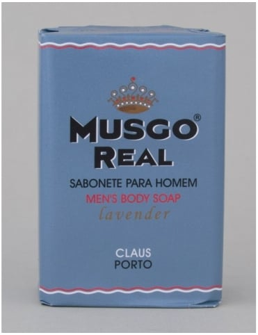 Musgo Real Body Soap - Lavender