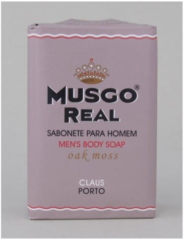 Musgo Real Body Soap - Oak Moss