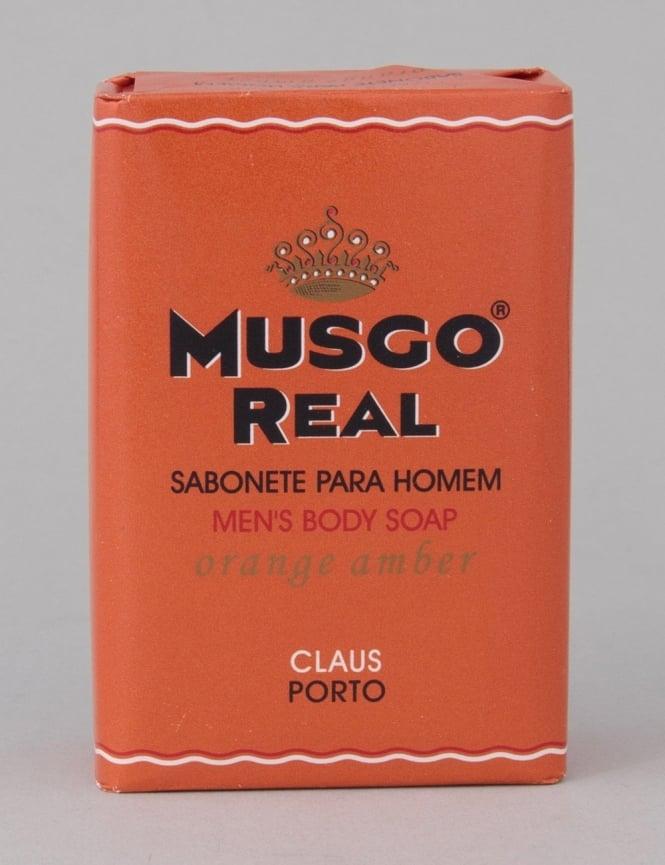Musgo Real Body Soap - Orange Amber