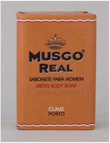 Musgo Real Body Soap - Spiced Citrus