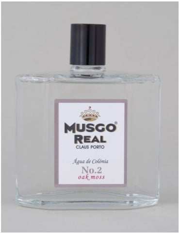 Musgo Real Cologne No.2 - Oak Moss