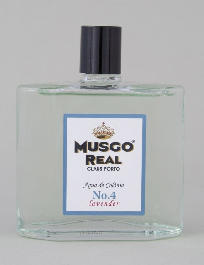 Musgo Real Cologne No.4 - Lavender