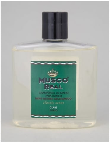 Musgo Real Shower Gel - Classic Scent (250ml)