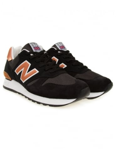 New Balance M670SKO - Black/Tan