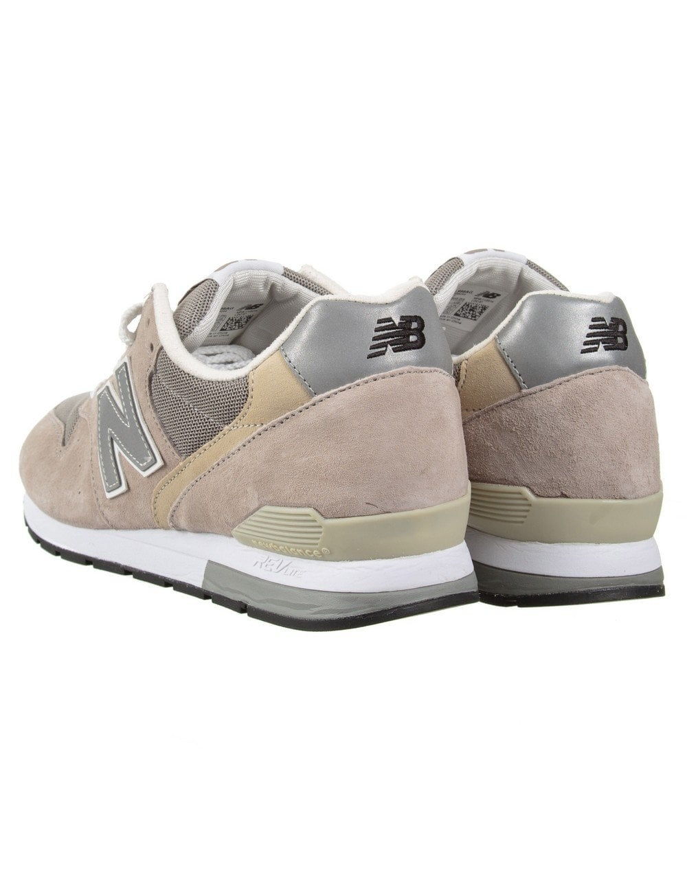 New Balance MRL996AG Shoes - Grey - Footwear from Fat Buddha Store UK
