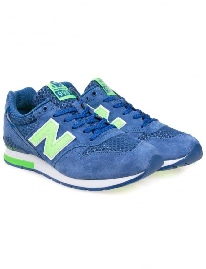 New Balance MRL996ED - Blue